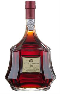 Royal Oporto Porto Tawny 40 Year 750ml -...